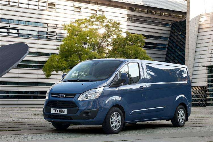 Transit Custom 2.0 TDCi 130ps Low Roof D/Cab Limited Van