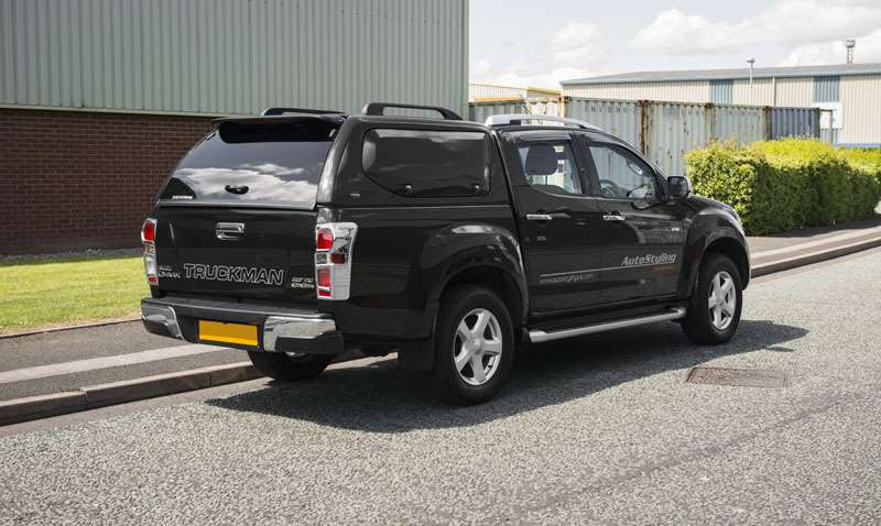 isuzu d max lease contract hire deals pickup trucks direct. Black Bedroom Furniture Sets. Home Design Ideas