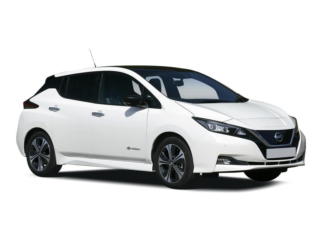 Leaf Hatchback 110kW Acenta 40kWh 5dr Auto [6.6kw Charger]