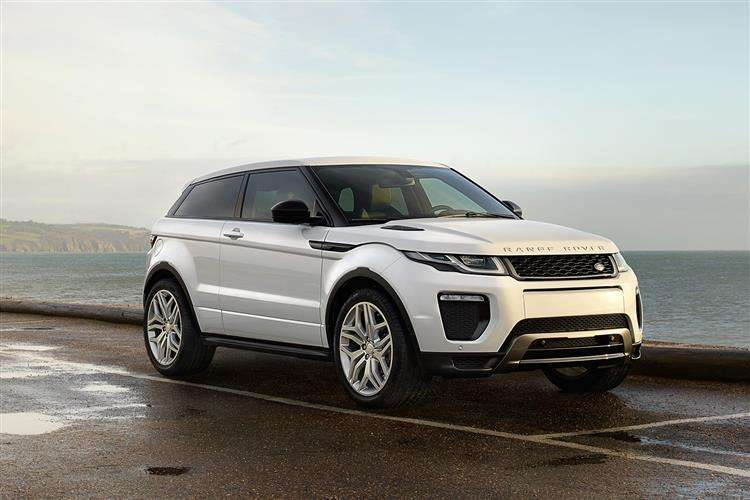 Land Rover Range Rover Evoque Convertible