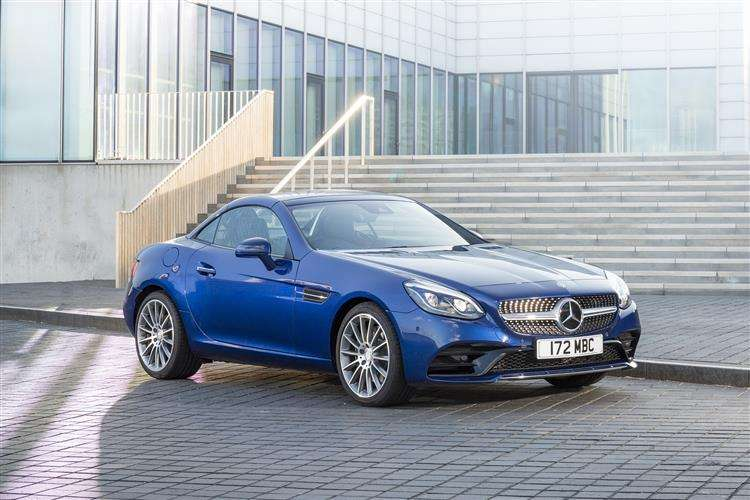 Mercedes-Benz Slc Roadster