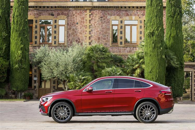 Mercedes-Benz Glc Amg Coupe