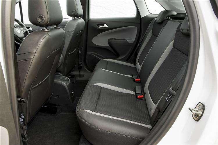 Vauxhall Crossland X Hatchback