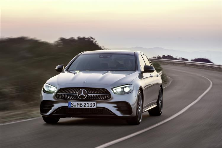 Mercedes-Benz E Class Estate All-Terrain