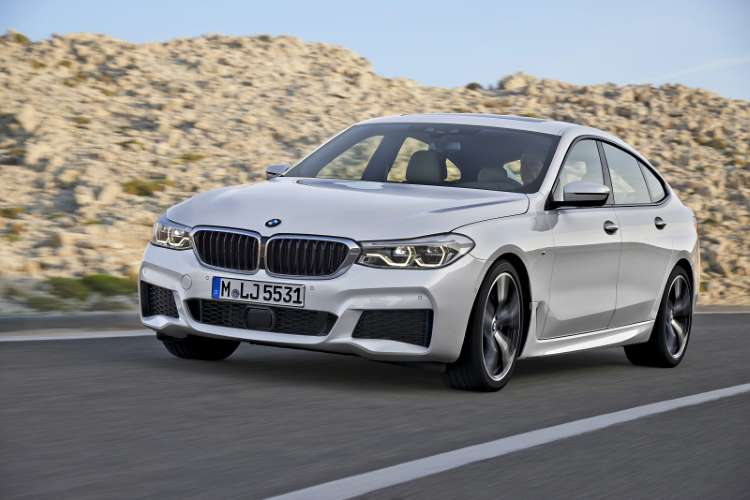 BMW 6 Series Gran Turismo Hatchback