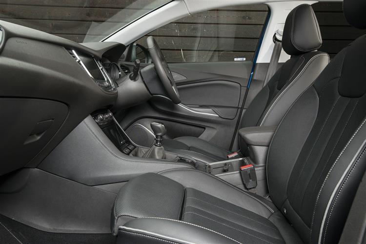 Vauxhall Grandland X Hatchback