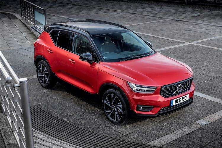 volvo xc40 estate 1 5 t3 r design 5dr leasing deal. Black Bedroom Furniture Sets. Home Design Ideas