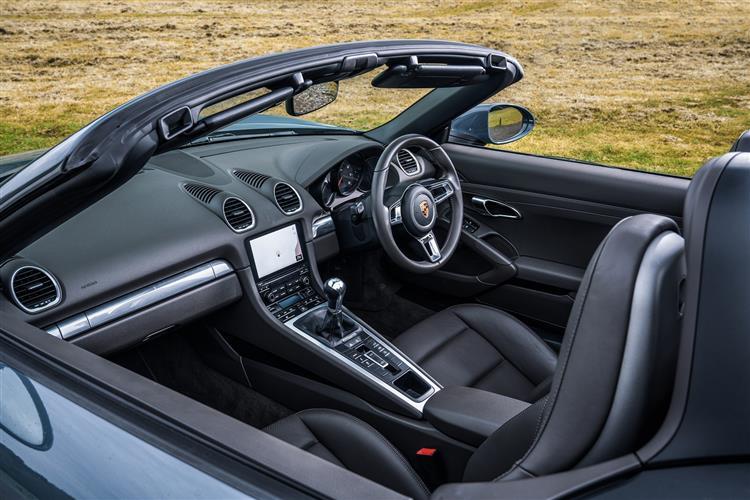 Porsche 718 Boxster Roadster