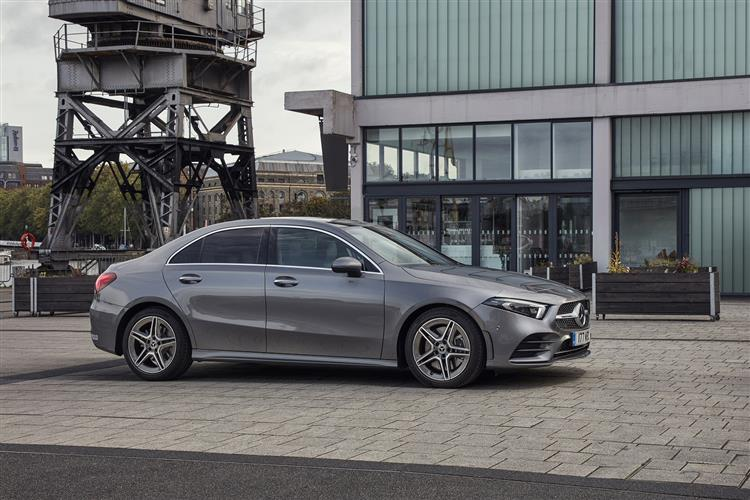 Leasing A Beat >> Mercedes-Benz A Class Saloon A180d AMG Line Executive 4dr Auto Car Leasing Deal