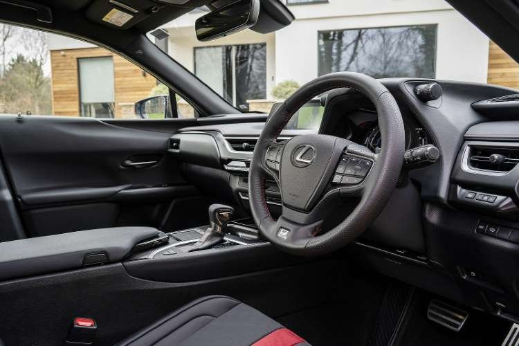 Lexus Ux Hatchback