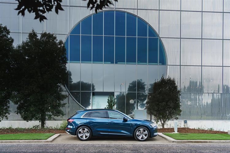 Audi E-Tron Estate