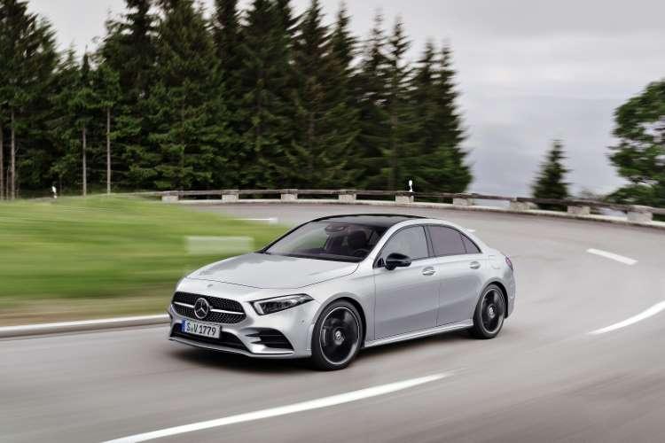 Mercedes-Benz A Class Amg Saloon