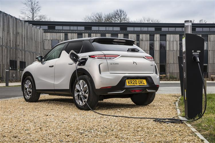 DS DS 3 Electric Crossback
