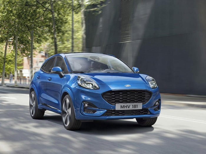 Ford Puma Hatchback