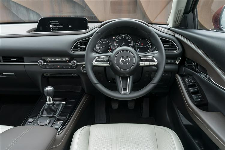 Mazda CX-30 Hatchback