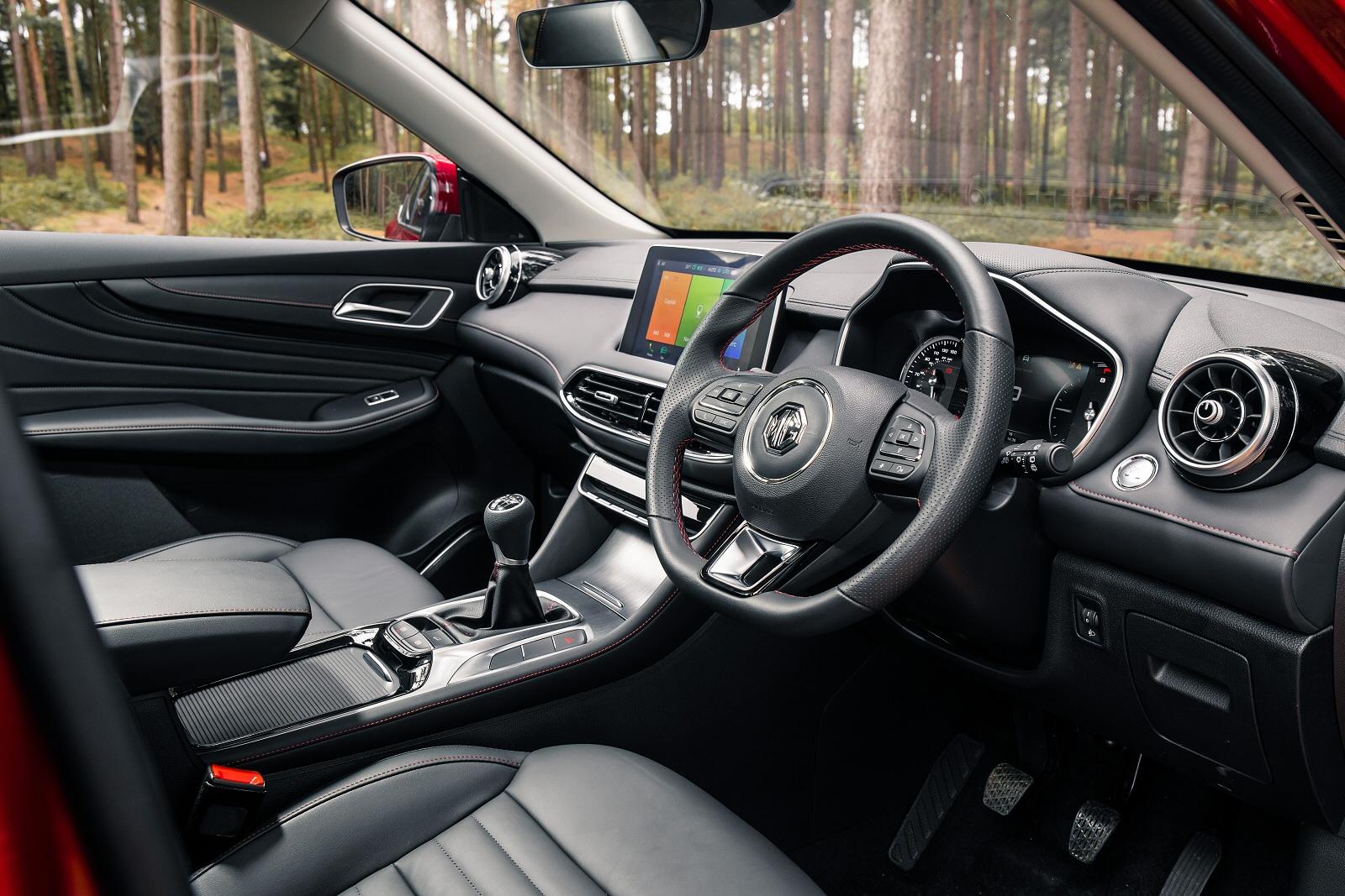 MG HS Hatchback