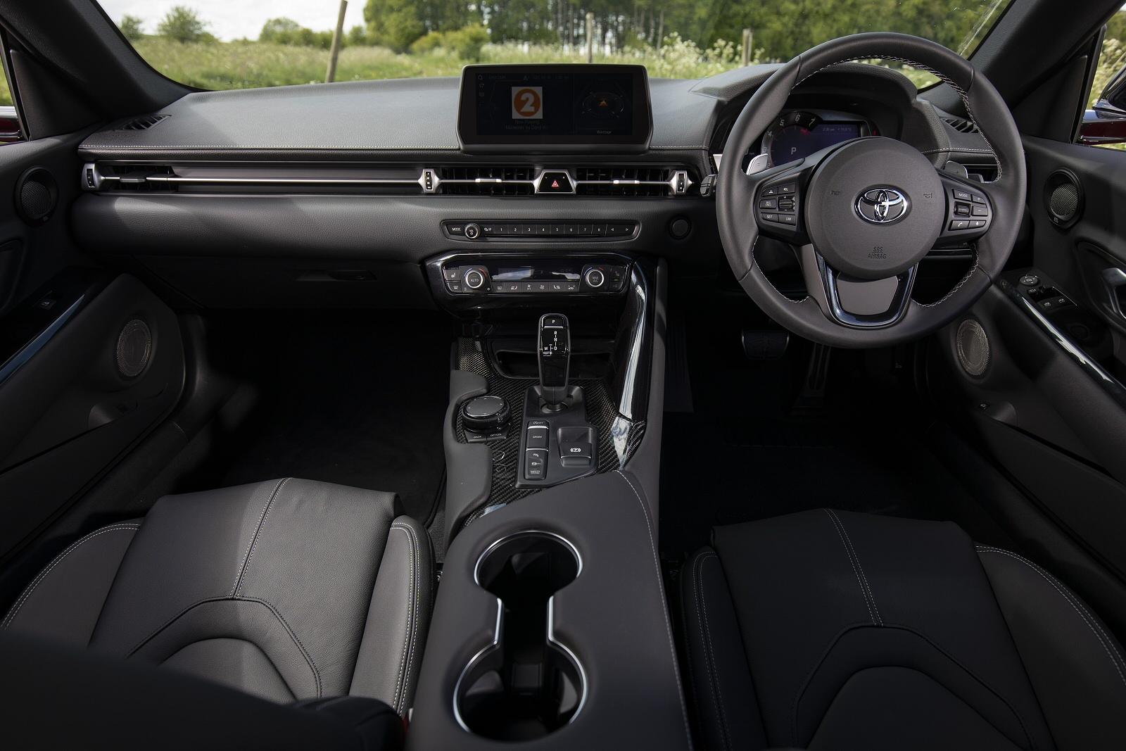Toyota Supra Coupe