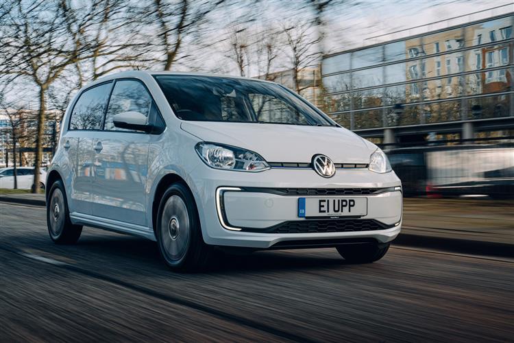 Volkswagen E-Up! Hatchback
