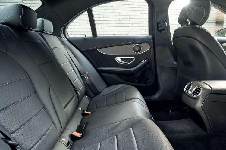 Mercedes-Benz C Class Saloon