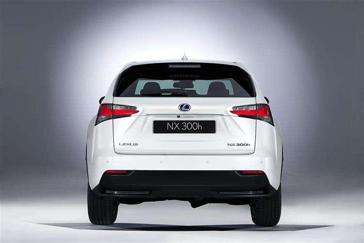 Lexus Nx Estate