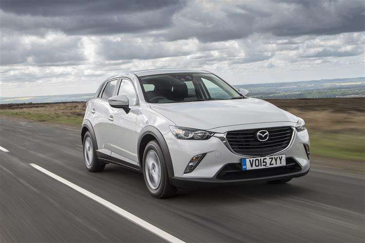 mazda cx 3 hatchback 2 0 sport nav 5dr leasing deal. Black Bedroom Furniture Sets. Home Design Ideas