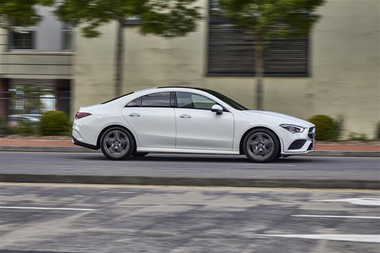 Mercedes-Benz CLA Coupe