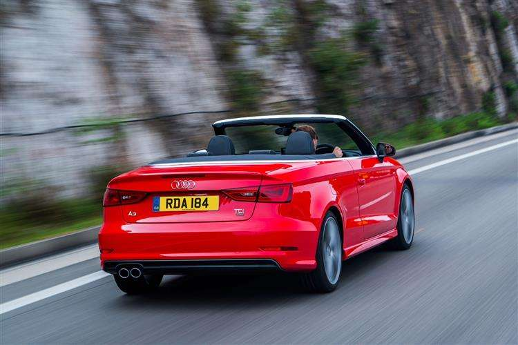 audi a3 cabriolet 35 tfsi sport 2dr leasing deal. Black Bedroom Furniture Sets. Home Design Ideas
