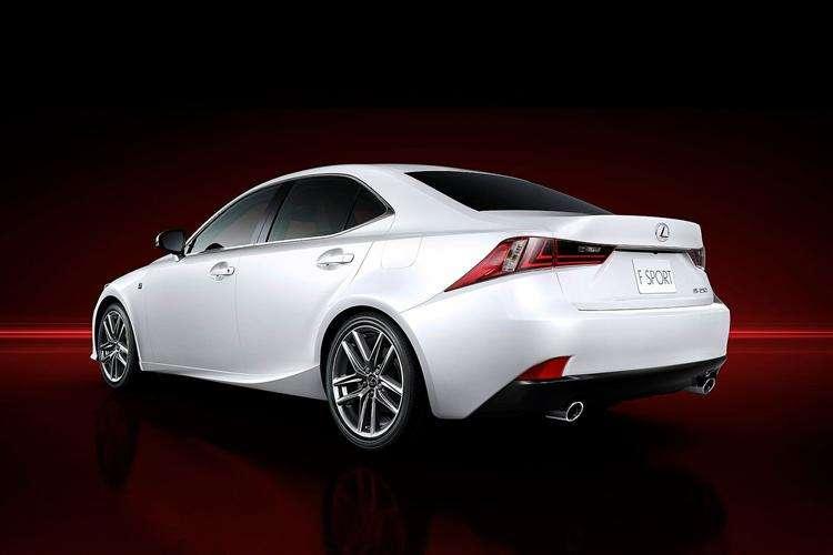 Lexus Is Saloon