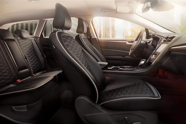 Ford Mondeo Hatchback