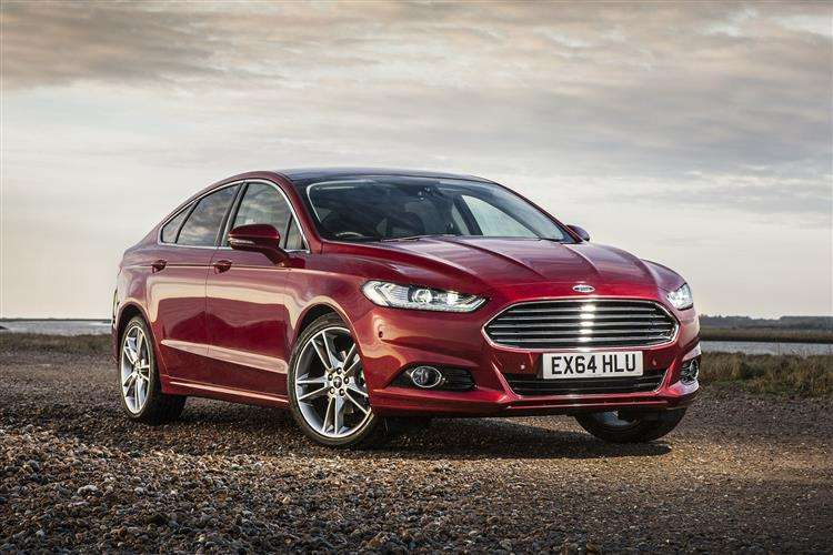 ford mondeo diesel estate 2 0 tdci 180 titanium edition. Black Bedroom Furniture Sets. Home Design Ideas