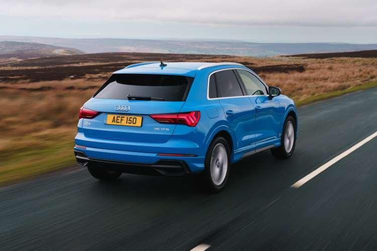 Audi Q3 Estate