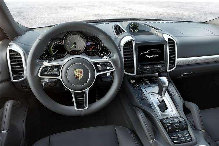 Porsche Cayenne Estate