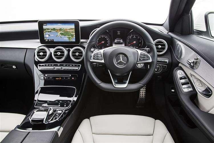 Mercedes-Benz C Class AMG Saloon