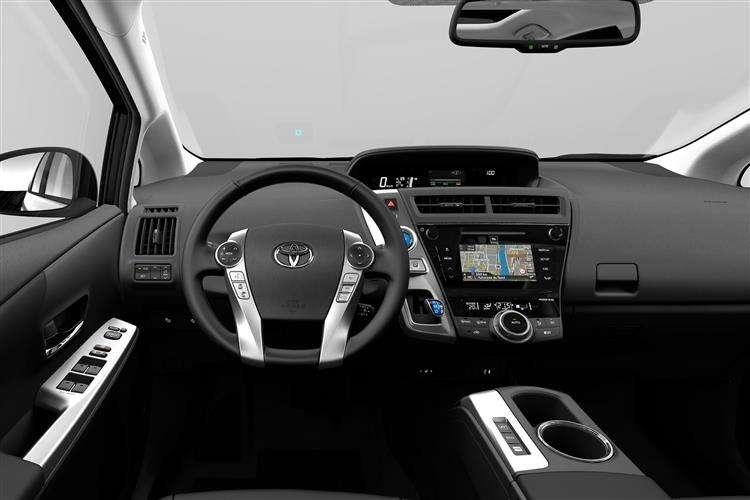 Toyota Prius+ Estate