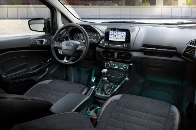 Ford Ecosport Hatchback
