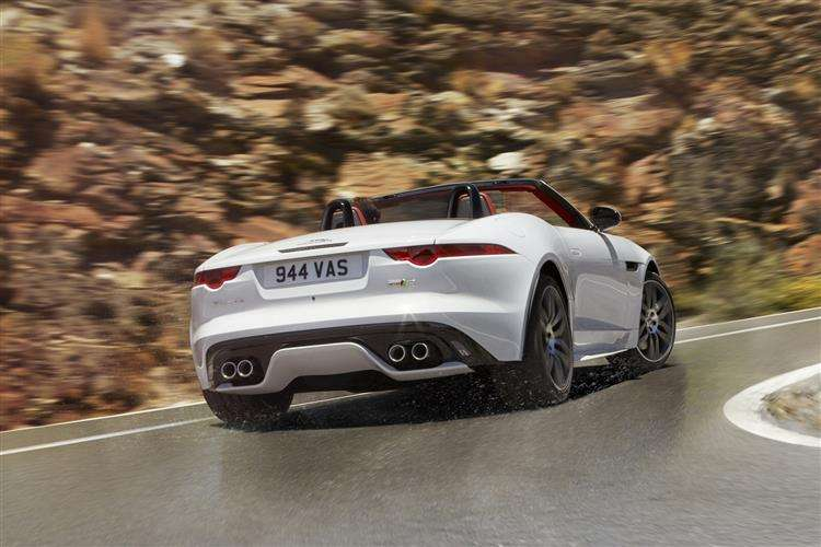 jaguar f type convertible 3 0 supercharged v6 r dynamic. Black Bedroom Furniture Sets. Home Design Ideas