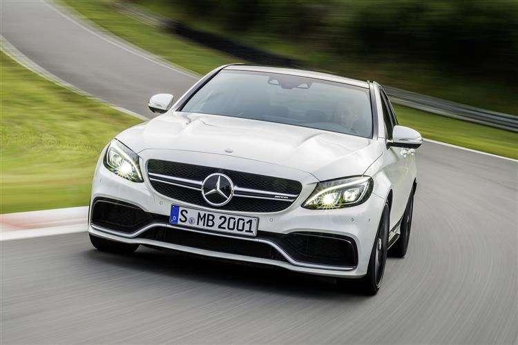 Mercedes-Benz C Class AMG Estate