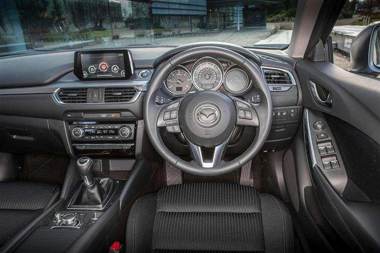 Mazda Mazda6 Tourer