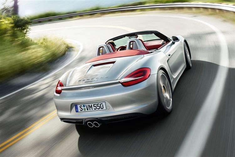 Porsche Boxster Roadster