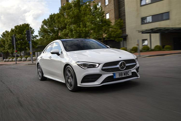 Mercedes-Benz CLA AMG Coupe