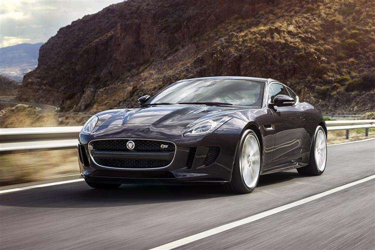 jaguar f type coupe 2 0 2dr auto car leasing deal. Black Bedroom Furniture Sets. Home Design Ideas