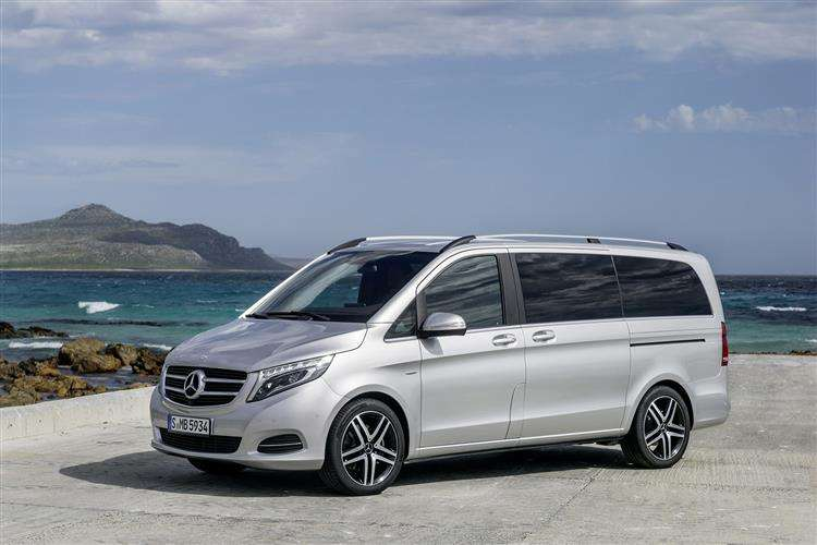 Mercedes-Benz V Class Estate