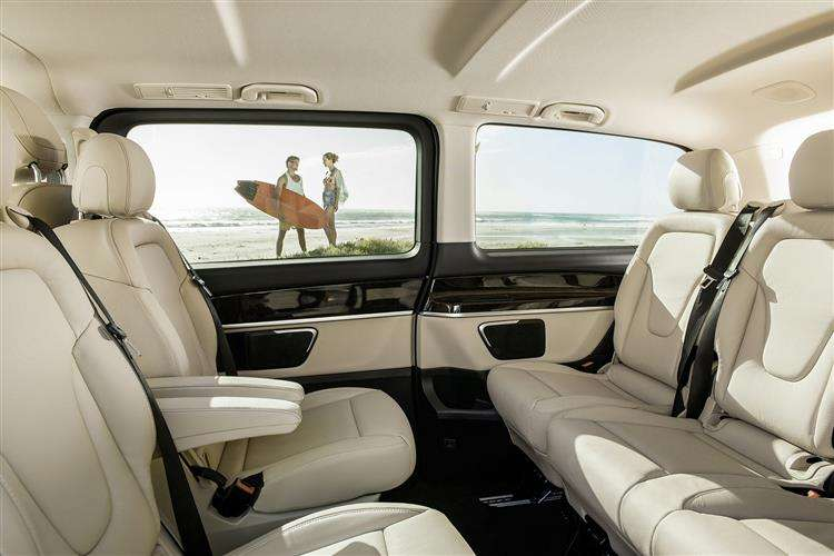 Mercedes-Benz V Class Estate