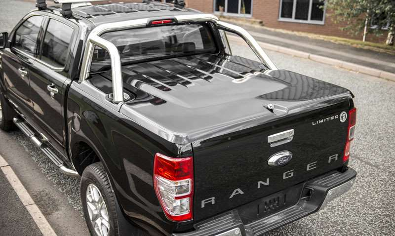 deranged ford ranger limited double cab pickup 2 2 tdci. Black Bedroom Furniture Sets. Home Design Ideas